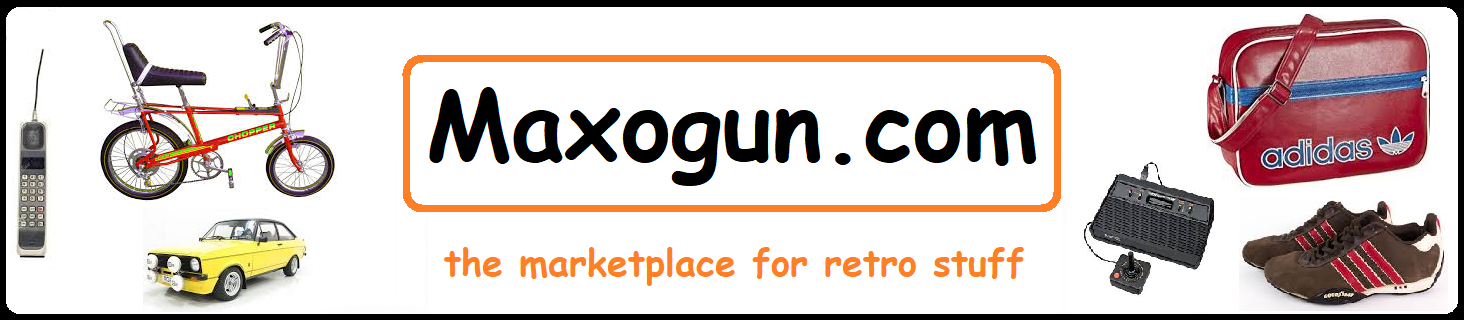 MAXOGUN.COM - Marketplace For Retro Stuff