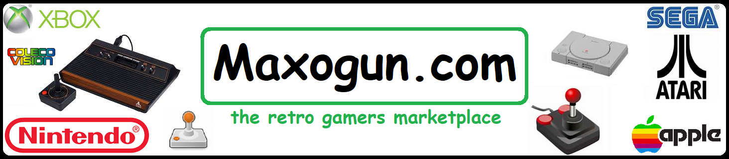MAXOGUN.COM - Marketplace For Gamers